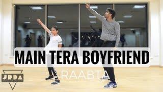 Main Tera Boyfriend Song | Raabta | DANCE cover | Sushant Singh Rajput Kriti Sanon | @JeyaRaveendran