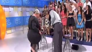 """Omaita y Antonia en """"Menuda Noche"""""""
