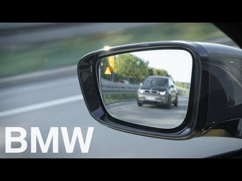 How to change the settings for Lane Change Warning – BMW How-To