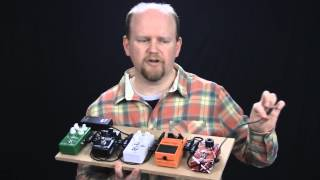 Building A Diy Compact Pedalboard