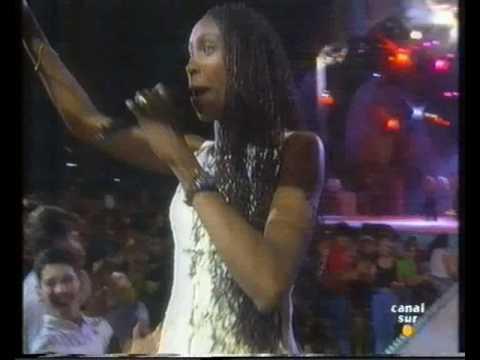 Corona - The Rhythm Of The Night (Live - Andalucia - Spain. summer 1994)
