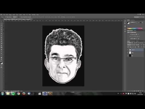 Adobe Illustrator - Bild in Vektor konvertieren (mit Transparenz)