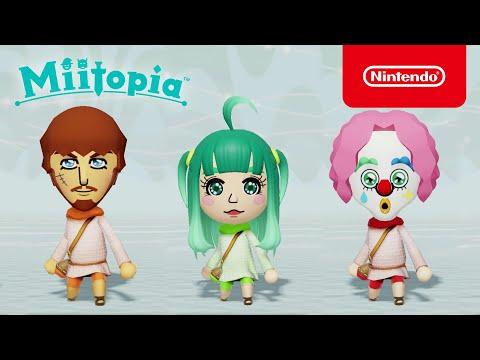 Miitopia – Mit wem zieht ihr ins Abenteuer? (Nintendo Switch)
