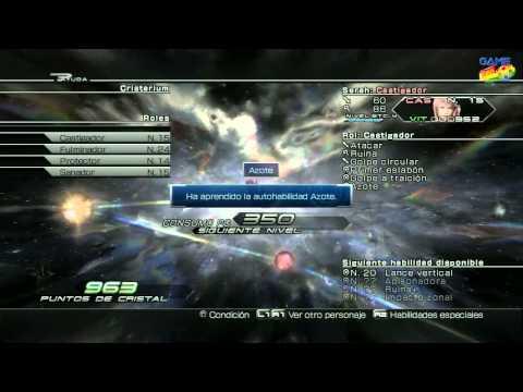 Video Análisis: Final Fantasy XIII-2 [HD]