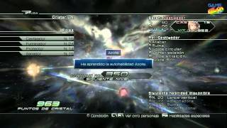 Video Análisis: Final Fantasy XIII-2 [HD]