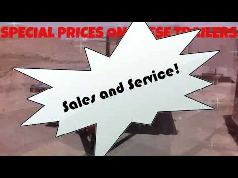 Trailer For Sale - AV Trailers - Alberta Canada.avi