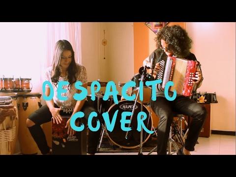 Despacito - Luis Fonsi ft Daddy Yankee Acordeón y Cajón cover - Mulett ft Lina Quintero