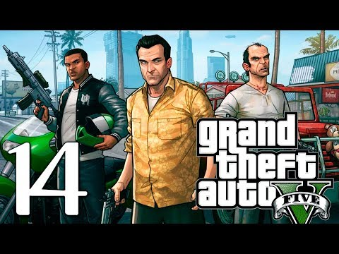 "Grand Theft Auto V | En Español | Capítulo 14 ""Sr.Richards"" thumbnail"