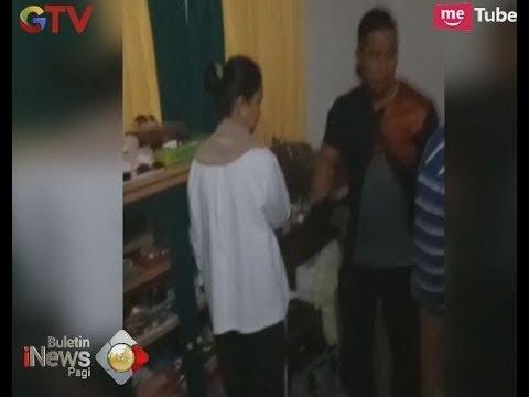 Video Amatir!! Penangkapan Istri Wakil Walikota Gorontalo Sedang Pesta Narkoba di Kamar - BIP 05/01
