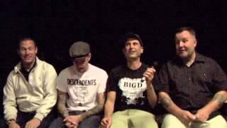 Dropkick Murphys - BlankTV Interview - Part 1 - Born and Bred Records