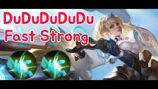 《ahq Rush 》Capheny Jungle?!?! Fast Strong!!