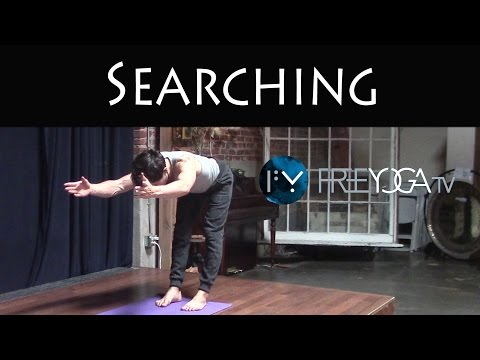 Search, constantly | Yoga Class | Free Yoga