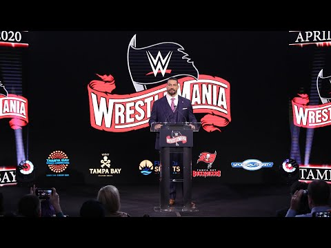 Roman Reigns Explains That WrestleMania 36 Will Be All About The Moments: Exclusive, March 7, 2019