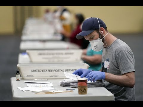 Election 2020 votes - Reason for missing votes - How election voting should be