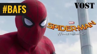 Spiderman : Homecoming - Bande Annonce VOSTFR – Version Longue - 2017