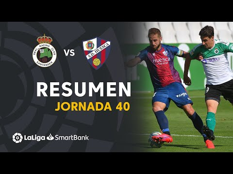 Santander Huesca Goals And Highlights