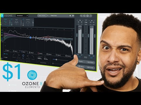 How To Get IZotope Ozone 8 Elements & Hybrid 3 For $1