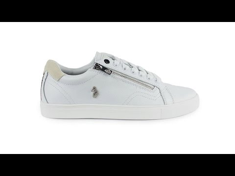 Unboxing #25 - Giuseppe Zanotti inspired White Luke Roper Trainer