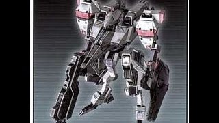Armored Core Last Raven - Using Stinger AC