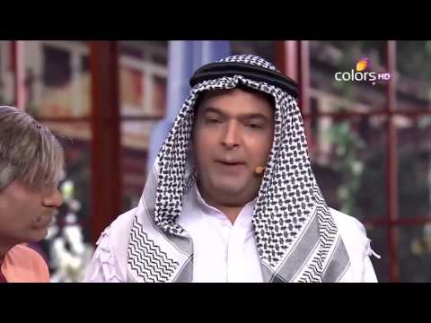 Comedy Nights With Kapil - Fit and Fine, Bipasha - 25th January 2014 - Full Episode (HD)