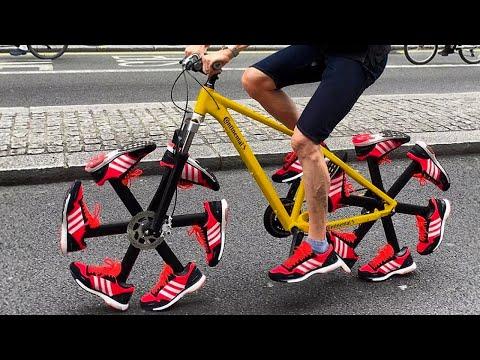 12 Fahrräder, die dich umhauen werden