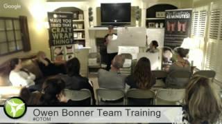 Owen/Bonner Team Building-Training