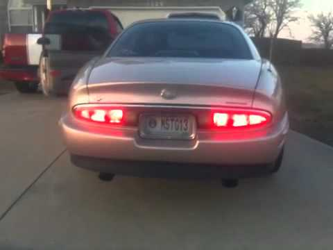 buick riviera sequential turn signals youtube buick riviera sequential turn signals