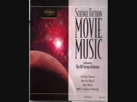 The Twilight Zone, The TV Series - Science Fiction Movie Music - 101 Strings Orchestra