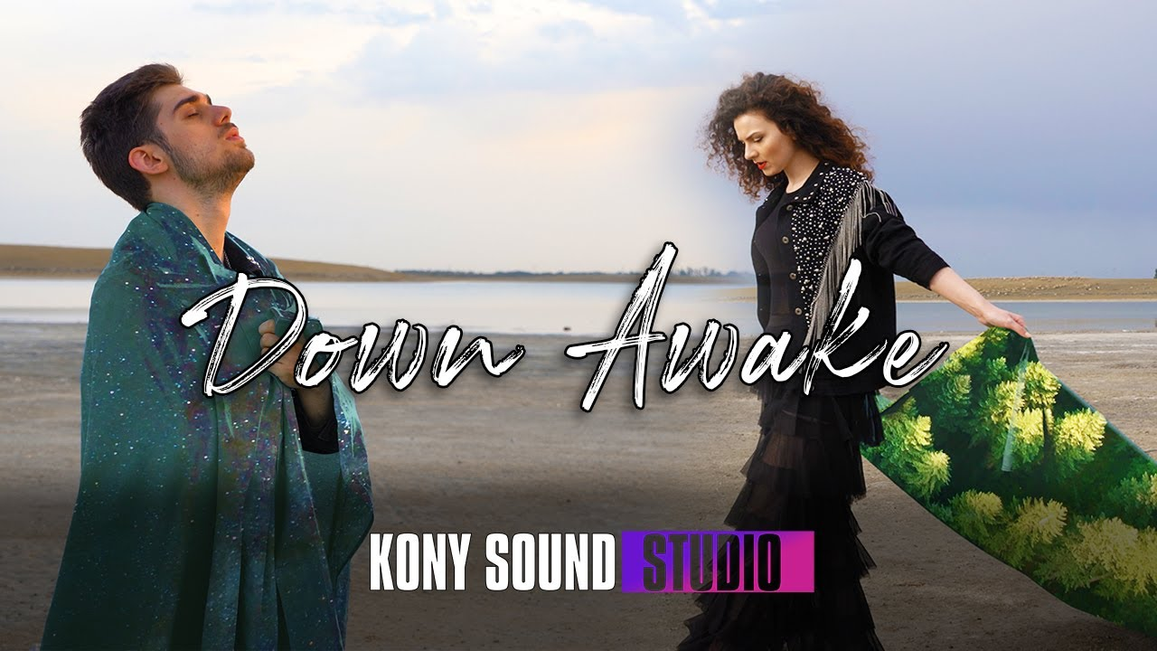 Kony & Malina - Down Awake ( Official Video )