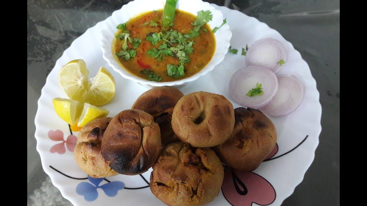 Dal bati recipe rajasthani dish stuffed and plain baati recipe dal bati recipe rajasthani dish stuffed and plain baati recipe in hindi english forumfinder Gallery