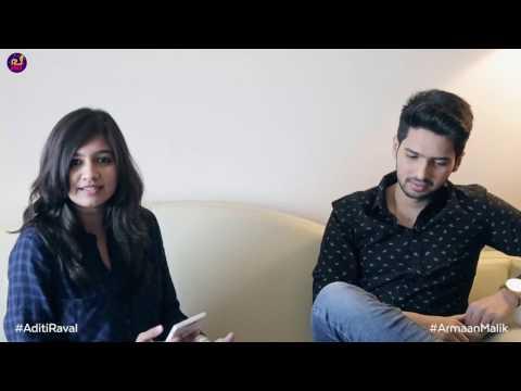 Tu Ane Tari Vaato with Armaan Malik ~ Aditi Raval