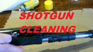 How To Clean a Semi Auto Shotgun: Basic Maintenance and Wipedown Remington 1100/1187   Sportsman 101