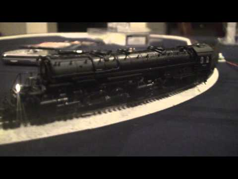 N Scale Bachmann Spectrum 2-8-8-4 EM-1 B&O Yellowstone