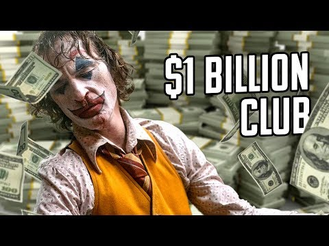 Joker Passes $1 Billion; Charlie's Angels Flops   Charting with Dan!