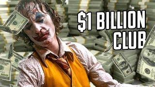 Joker Passes $1 Billion; Charlie's Angels Flops | Charting with Dan!