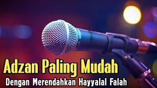 Download Mp3 Paling Mudah...!!! Adzan Merdu Nada Ini Bisa Buat Belajar Adzan Pemula - Adzan P