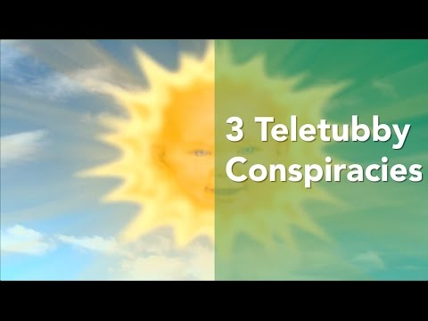 Teletubbies Conspiracy Theories!