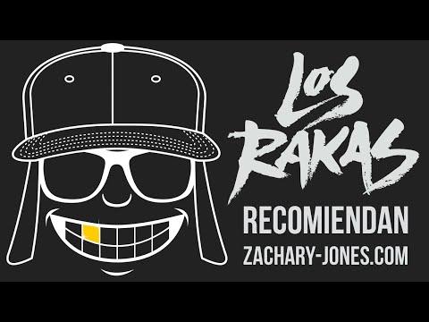 Los Rakas recomiendan zachary-jones.com