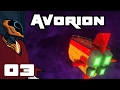 Let's Play Avorion - PC Gameplay Part 3 - Space Vulture