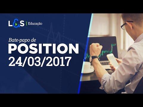 Bate-papo de Position - 24/03/2017