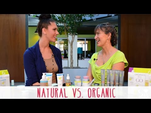 Natural vs. Organic - Whats The Difference Between Them? | Cassandra Bankson