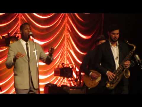 Leon Bridges - Better Man - Live @ The Fonda Theatre 11-10-15 in HD