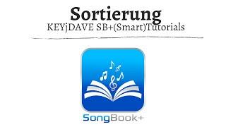 (ST) SongBook+ Sortierung