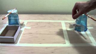 Build a Ski Lift from Office Supplies