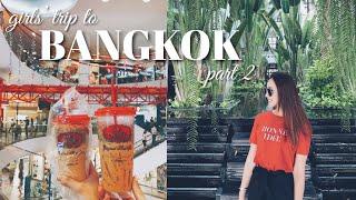 Bangkok Vlog Part 2! 女孩們的曼谷行 | 網美咖啡廳, 踩到雷餐廳, 喝到手標奶茶! ♥ HelloItsMi thumbnail
