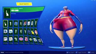 All 73 FORTNITE DANCES BASS BOOSTED | PrivatGaming