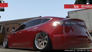 homepage tile video photo for Tesla Model 3 Stance Build