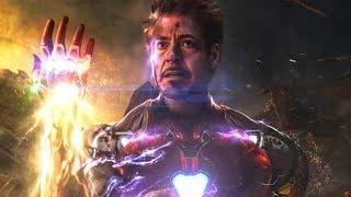 """Как актёры киновселенной Марвел отреагировали на """"Мстителей: Финал"""""""