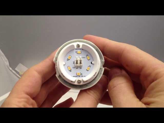 IKEA LEDARE e14 6.3w 400lm review. What's inside and compare Osram ...
