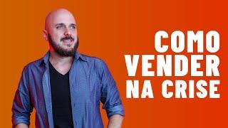 Como Vender na Crise | Palestra de Diego Maia | #BóraVoar